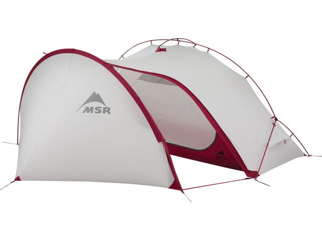 MSR F&L Body Hubba Tour 1 - Accesorios para tienda de campaña - rojo/blanco